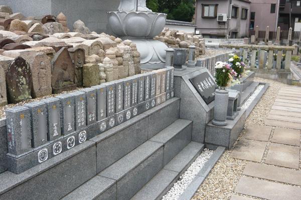 中勝寺-永代供養墓