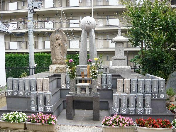 法泉寺-永代供養墓