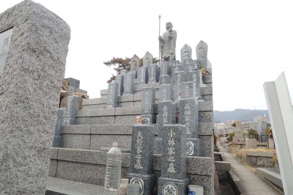 石屋墓園2