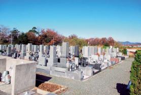 鵯越墓地さくら区