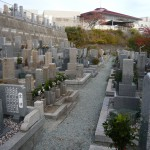 森共同墓地2