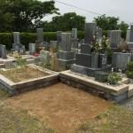 鵯越墓園の墓じまい、お墓の解体作業してきました。