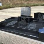 宝塚すみれ墓苑にて洋墓を建てました。