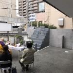 神戸市灘区の弘法寺さんの永代供養墓にて納骨式