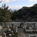 神戸市営追谷墓地のお墓じまいへ