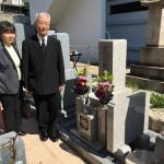 神戸市東灘区の中勝寺墓地【万成石】でお墓を建てました