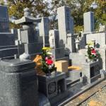 鵯越墓園にて墓じまいをさせていただきました。