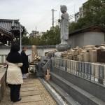 中勝寺にて永代供養墓を建立