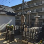 法泉寺永代供養墓で納骨