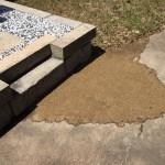 ひよどり墓園でお墓の修理&雑草対策