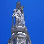 なごみ霊廟の仏像