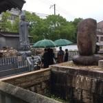 東灘区、中勝寺にて永代供養墓を建立しました。