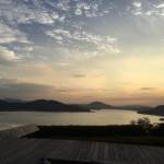 家族旅行で広島の尾道や鞆の浦に行きました。