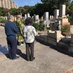 鵯越墓園の墓じまいは月50件近くにも増えています