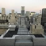 奈良県御所市にてお墓を建てさせていただきました
