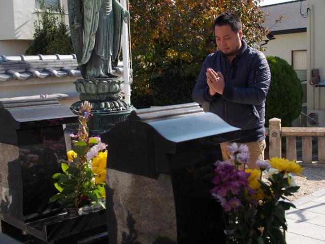 神戸市中央区/春日野墓地の永代供養