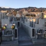 石屋墓園永代供養墓のモニュメントが完成しました。