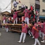 御影だんじり祭りと神道さんの永代供養墓
