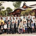 綱敷天満神社、震災復興・社殿再建記念奉祝祭へ参加させていただきました。