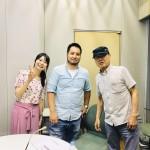 「ラジオ関西」板東英二さんの番組にゲスト出演 お墓の話をさせていただきました!