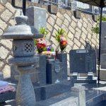 神戸市内の山あいの寺院墓地から神阪中華義荘(中華墓地)にお墓の移設工事を行いました。